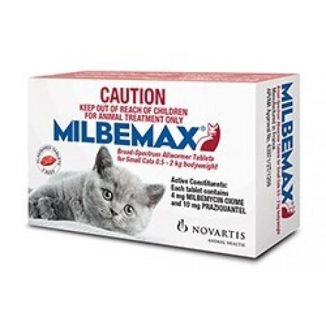 Milbemax Small Cat