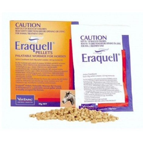 Eraquell Pellets Palatable Wormer for Horses