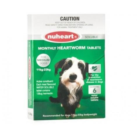 Nuheart Medium Dogs