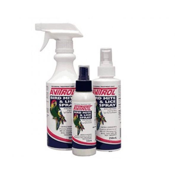 Avitrol Bird Mite And Lice Spray Bird Products