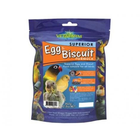 Superior Egg & Biscuit 350gms