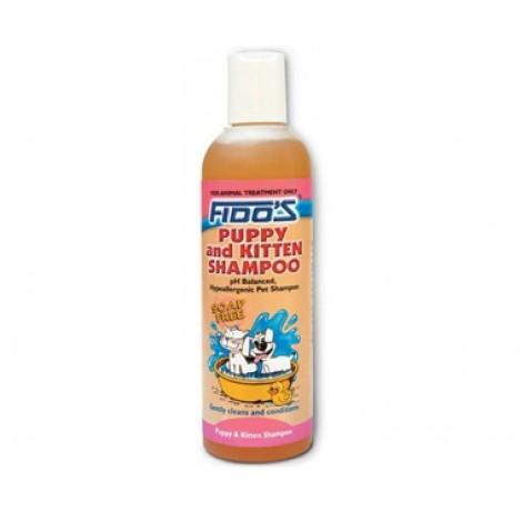 Fido's Puppy & Kitten Shampoo 250ml (8.5 floz)