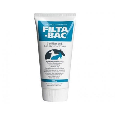 Filta Bac Sunscreen 120gms