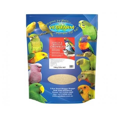 Finch Crumbles 450gms (15.75 oz)