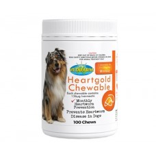 **Heartgold Chews Sml & Med Dogs 100 Pack