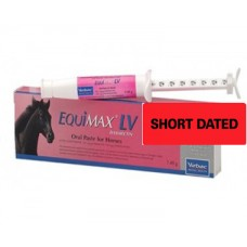 **Equimax LV oral paste for horses 7.49g (0.26 ounce)