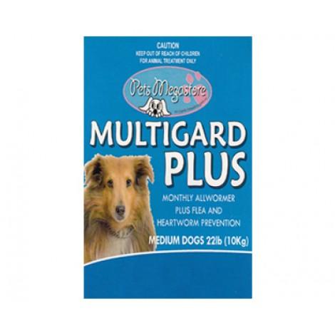 **MultiGard Plus Medium Dog 6 Pack