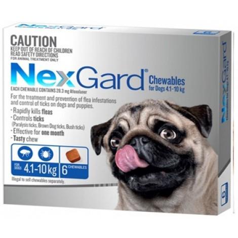 Nexgard Blue Small Dog
