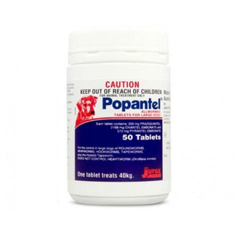 Popantel Allwormer (88lb) 40kg