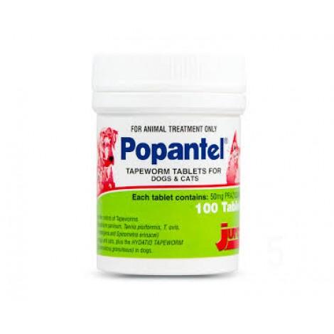 Popantel Tapeworm Tablets