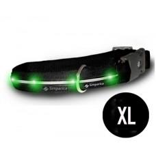 BONUS X-Large Flashing collar for Dogs