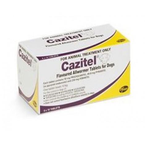Cazitel Allwormer 10kg (22lb)