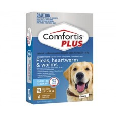 **Comfortis Plus Brown Extra Large Dog 3 Pack
