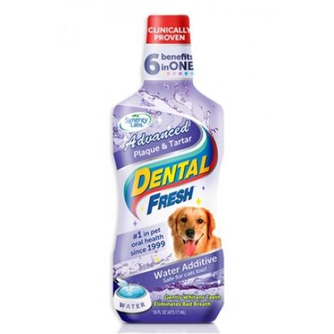 Dental Fresh Advanced Plaque & Tartar Control 237ml