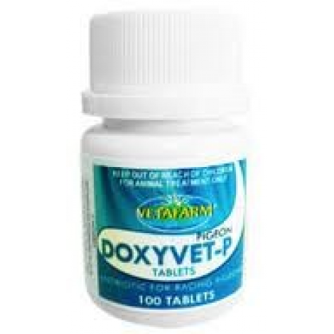 Doxyvet-P Antibiotic Tablets