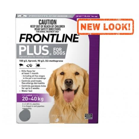 Frontline Plus Large Dog