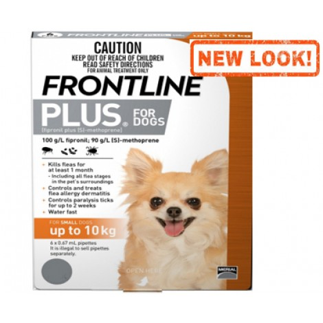 Frontline Plus Small Dog