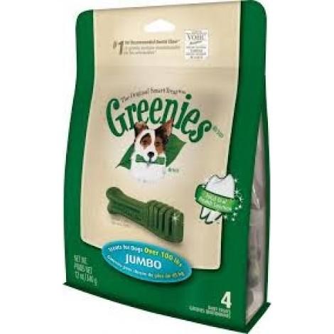 Greenies Jumbo 4 Pack