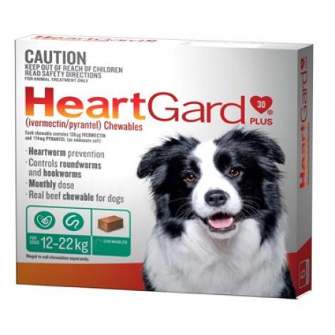 Heartgard Plus Med Dogs
