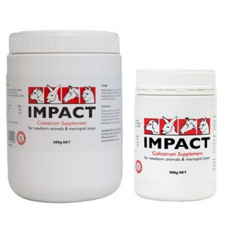 Impact Colostrum Supplement