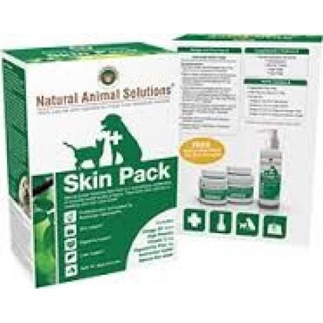 Natural Animal Solutions Skin Pack