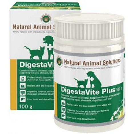 Natural Animal Solutions DigestaVite Plus 100gms
