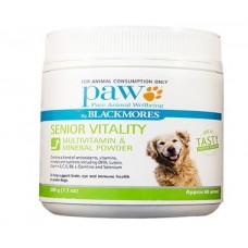 **PAW Senior Vitality Powder 200g
