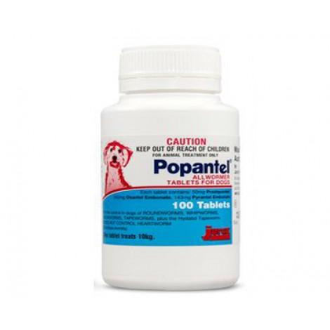 Popantel Allwormer 10kg (22lb)