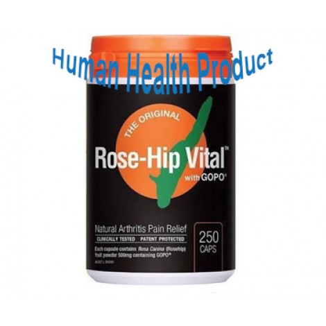 **Rose-Hip Vital with GOPO' Joint Health 250 Capsules