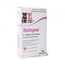 **Selapro for Puppies & Kittens 3 pack