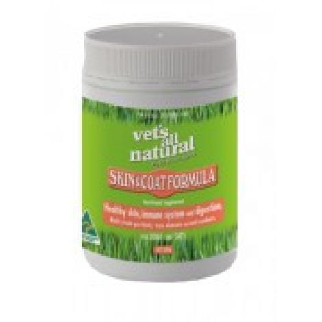 **Vets All Natural Skin & Coat Formula 500gms