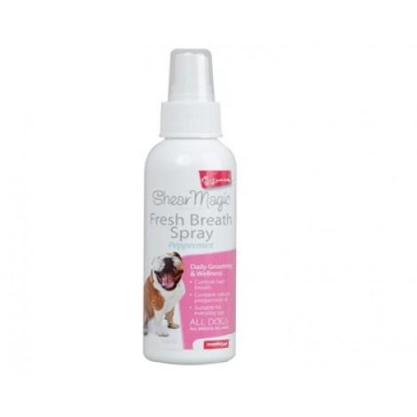 Shear Magic Fresh Breath Spray 125mL (4.25 fl oz)