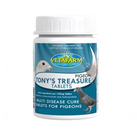 Tonys Treasure Tablets