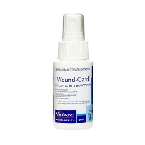 Virbac Wound-Gard 50mL (1.7 fl oz)